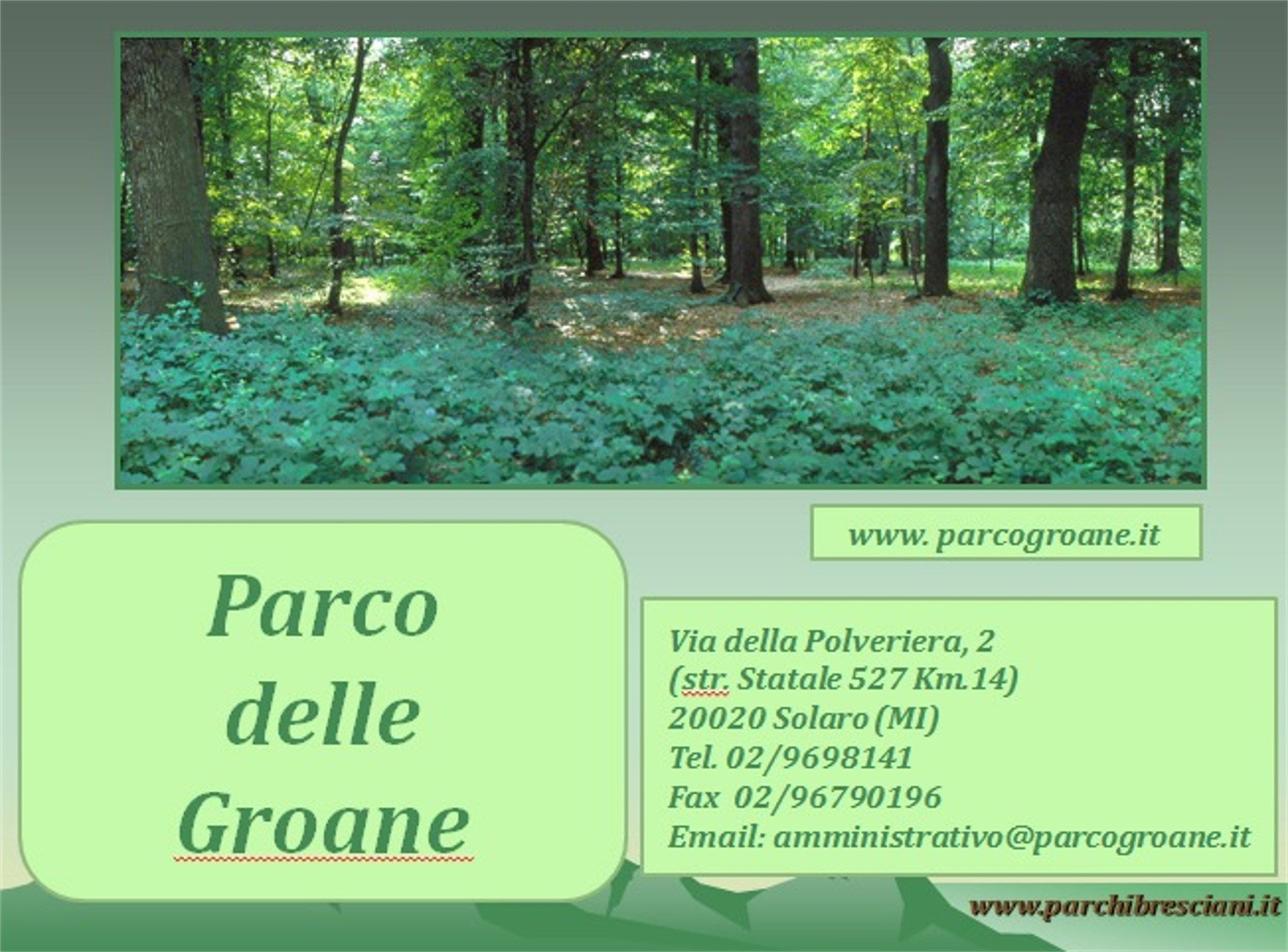 parco-groane